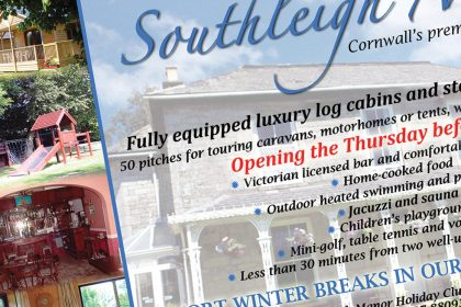 Southleigh Manor ad